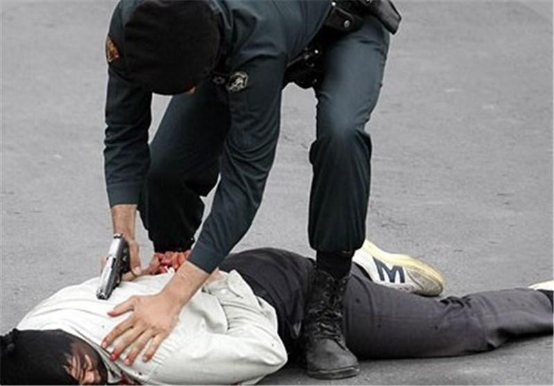 شرور مسلح در جعفرآباد مغان دستگیر شد