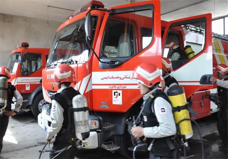 تدابیر سازمان آتش نشانی برای تأمین ایمنی دربی فردا