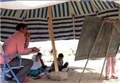 کرمان| سرانه دانشآموزان مدارس عشایری بسیار پایین است