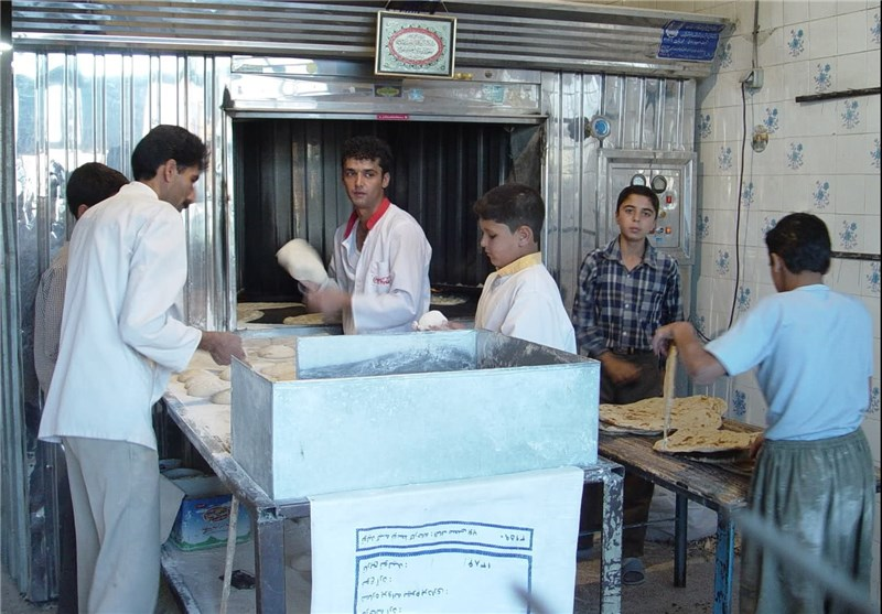 نانوایی صنعتی