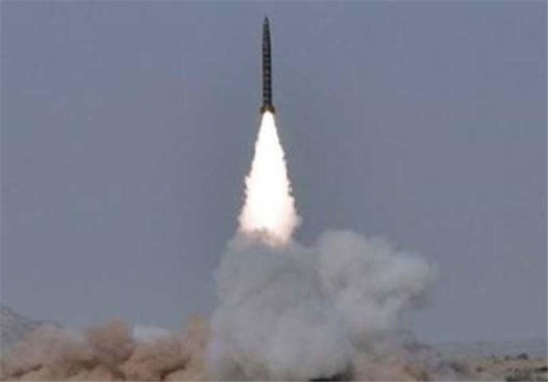 موشک بالستیک پاکستان