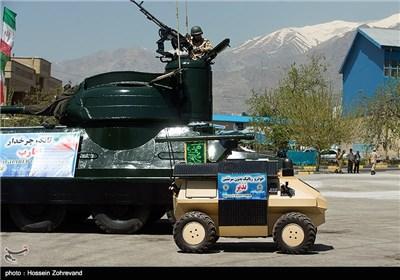 رونمایی از جدیدترین دستاوردهای نیروی زمینی ارتش