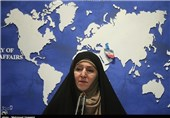 Spokeswoman Rejects 'Baseless' US Claims about Iran's Regional Role