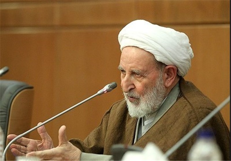 آیت الله یزدی رئیس مجلس خبرگان رهبری