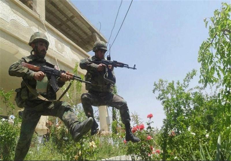 الجیش السوری یسیطر على بلدات استراتیجیة فی مدینة إدلب شمال البلاد