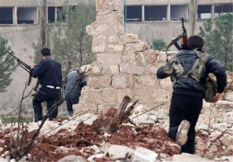 """أنباء عن انسحاب """"داعش"""" من """"مخیم الیرموک"""" تزامناً مع تقدم الفصائل الفلسطینیة"""
