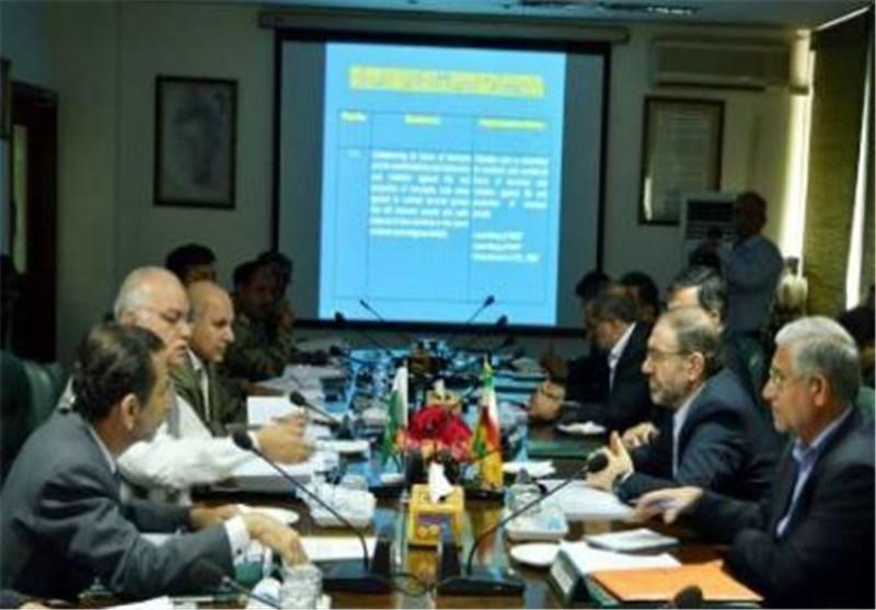 اجتماع امنی مشترک ایران و باکستان