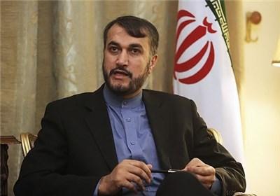 امیر عبداللهیان معاون وزیر امور خارجه