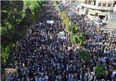 Massive Rally Held in Yemen to Mark Int'l Quds Day