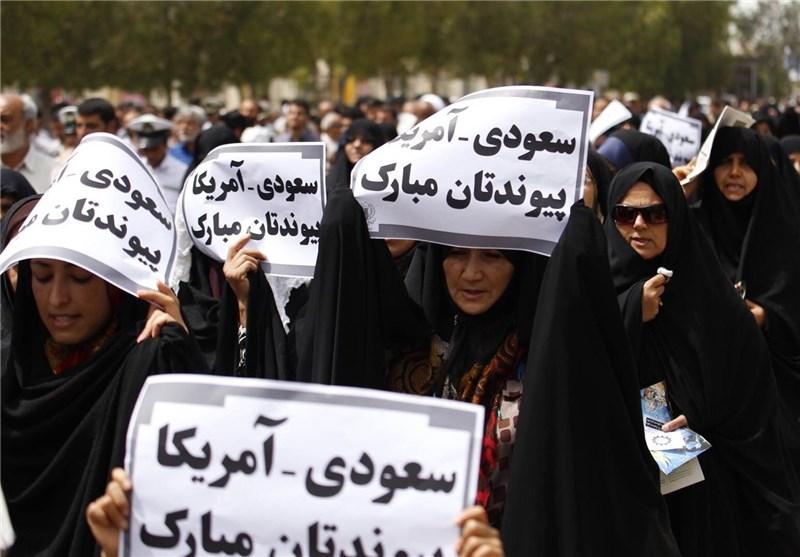 مردم خراسانجنوبی حملات ناجوانمردانه رژیم آلسعود در یمن را محکوم میکنند