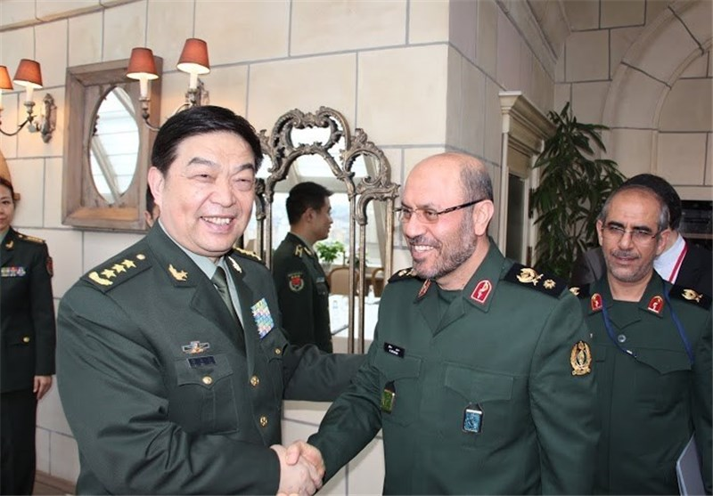 China Welcomes Trilateral Defense Meeting with Iran, Russia