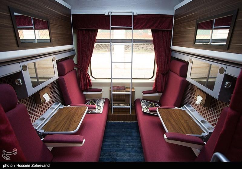قطار سروش سیر نخستین قطار 5 ستاره در خطوط ریلی شمالغرب آغاز میشود ...
