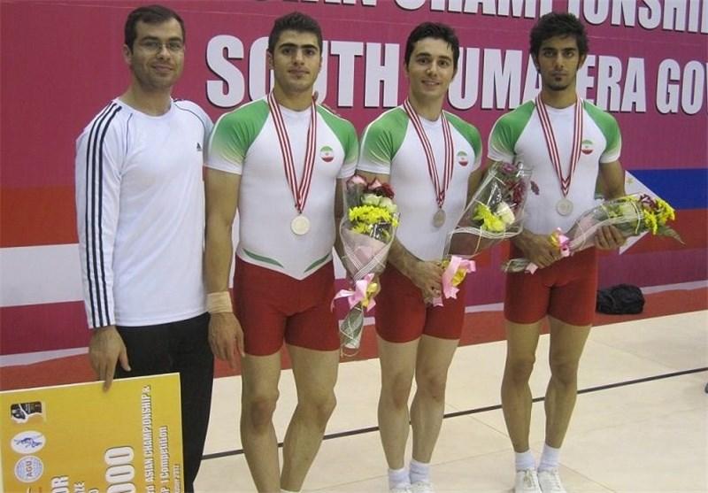 Iran to Partake at Aerobic Gymnastics Asian Championships
