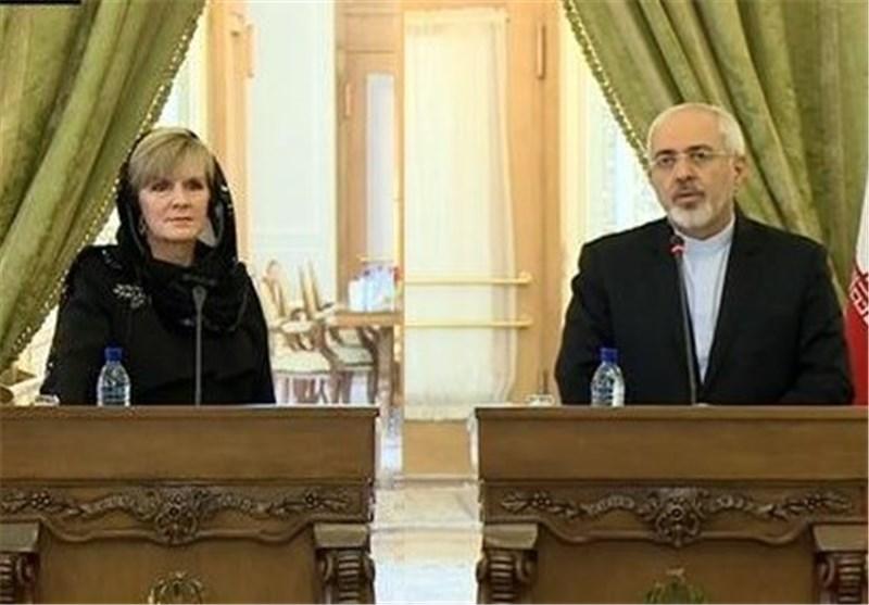 وزیر الخارجیة: نشاطات ایران فی العراق تتم بالتنسیق مع الحکومة العراقیة