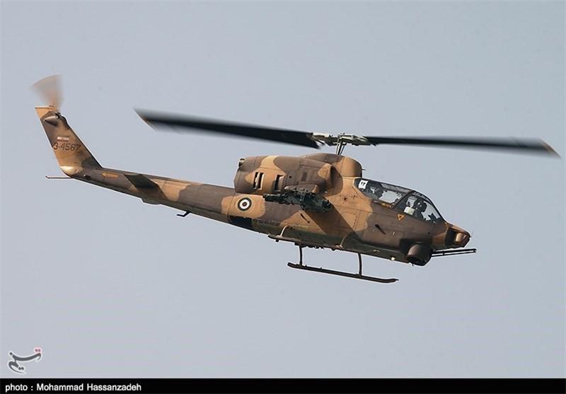 نقص فنی علت حادثه سقوط بالگرد ارتش در ارومیه است