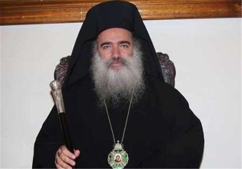 المطران عطا الله حنا:«یوم القدس العالمی» مناسبة خالدة لتذکیر العرب بواجباتهم