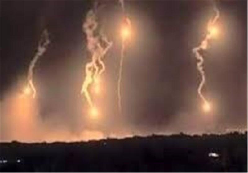 الطیران السعودی یقصف صنعاء بقنابل خانقة