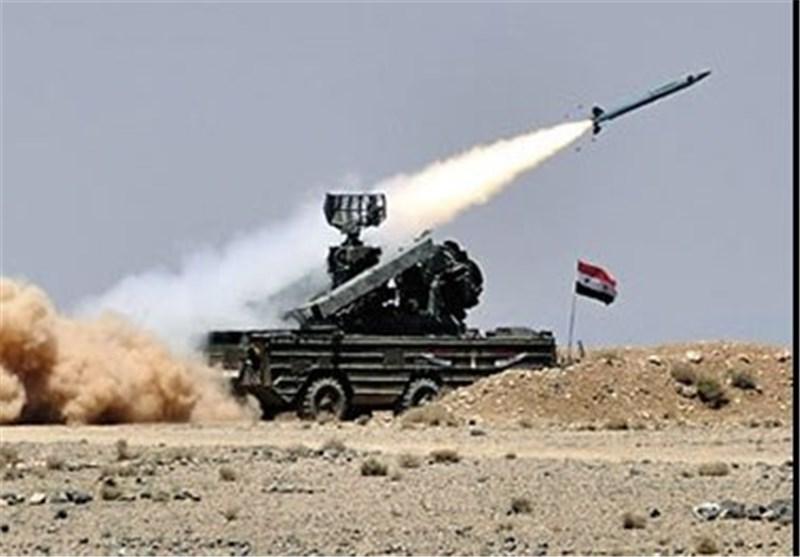 الإعلام الترکی : تعرض طائرتین حربیتین للمضادات الجویة السوریة