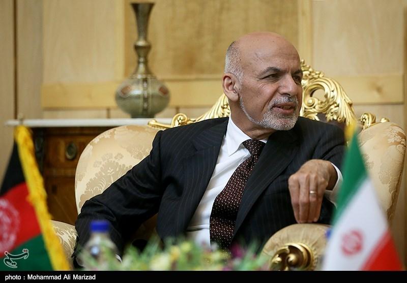محمد اشرف غنی رئیسجمهور افغانستان