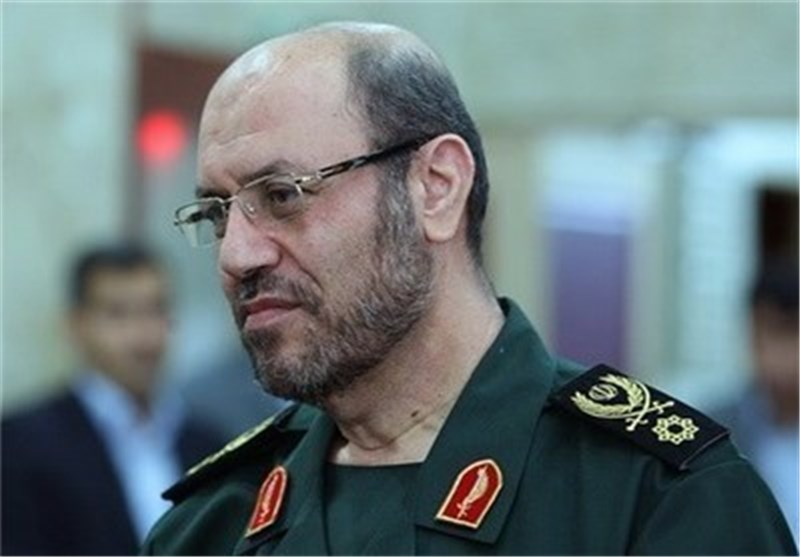 Iran's Defense Minister Denies Reports on Missile Test