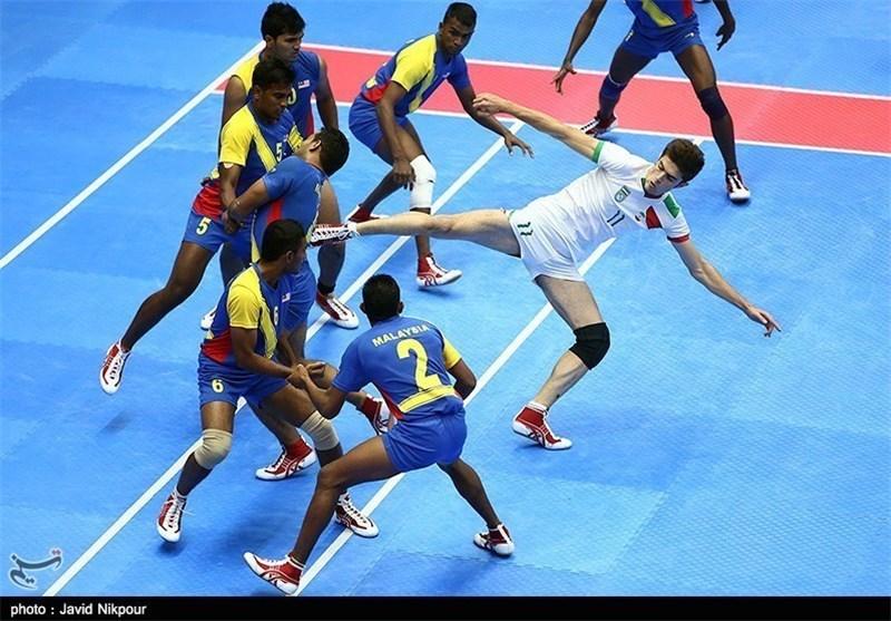 Kabaddi World Cup: Iran Thrashes Thailand