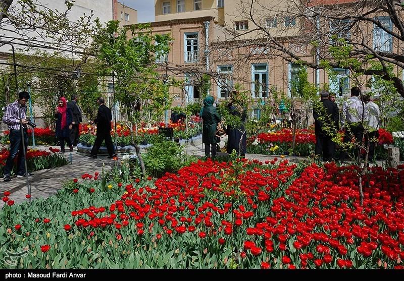 باغ لاله ها - تبریز