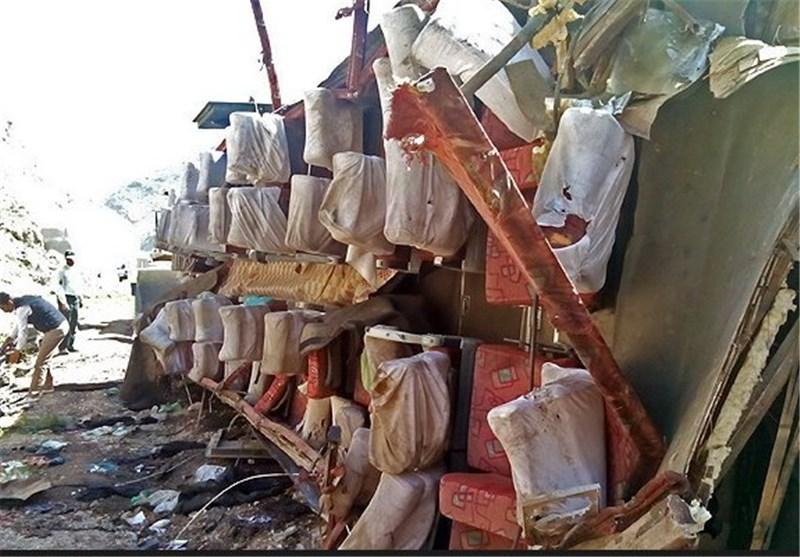 آخرین اخبار از حادثه واژگونی اتوبوس دانشجویان نجفآباد+ آمار کشته شدگان
