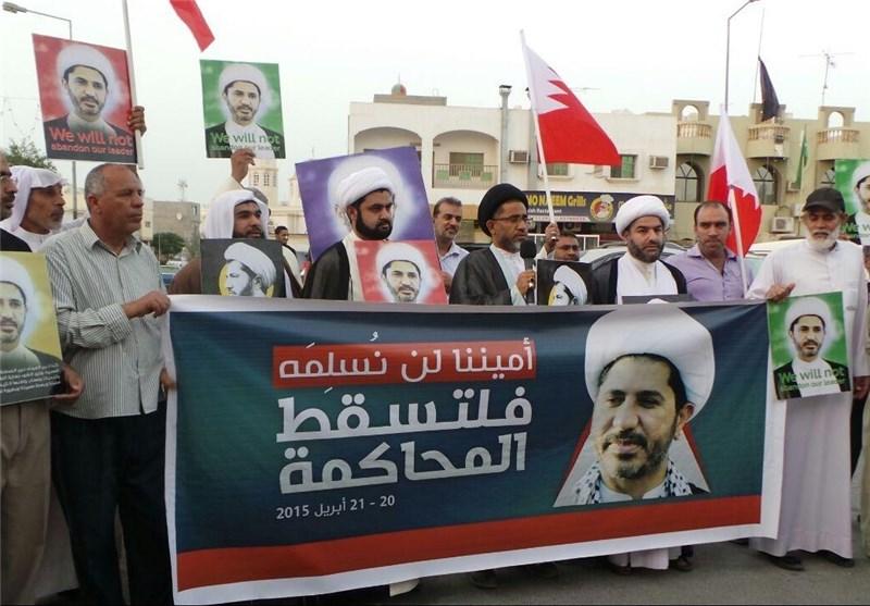 نظام آل خلیفة یمدد اعتقال الشیخ سلمان حتى20أیار المقبل