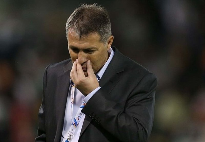 Dragan Skocic Shortlisted for Zob Ahan Coach