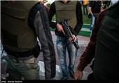کشف محموله سنگین موادمخدر و هلاکت 2 قاچاقچی مسلح