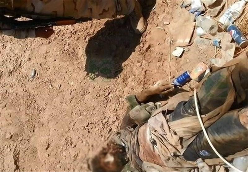 """مقتل أمیر """"داعش"""" فی """"القابون"""" بریف دمشق"""
