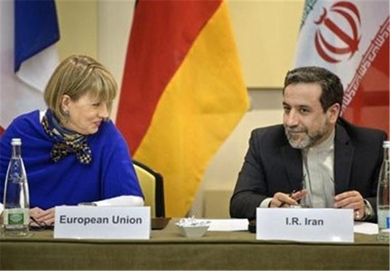 Third Round of Iran-EU Talks Kicks Off in Tehran
