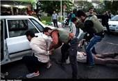 دستگیری اعضای باند بزرگ قاچاق مواد مخدر در پایتخت + تصاویر و فیلم اختصاصی