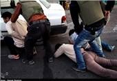 باند سارقان مسلح آرایشگاههای زنانه در خوزستان دستگیر شدند