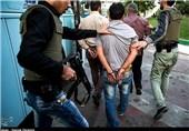 دستگیری مواد مخدر