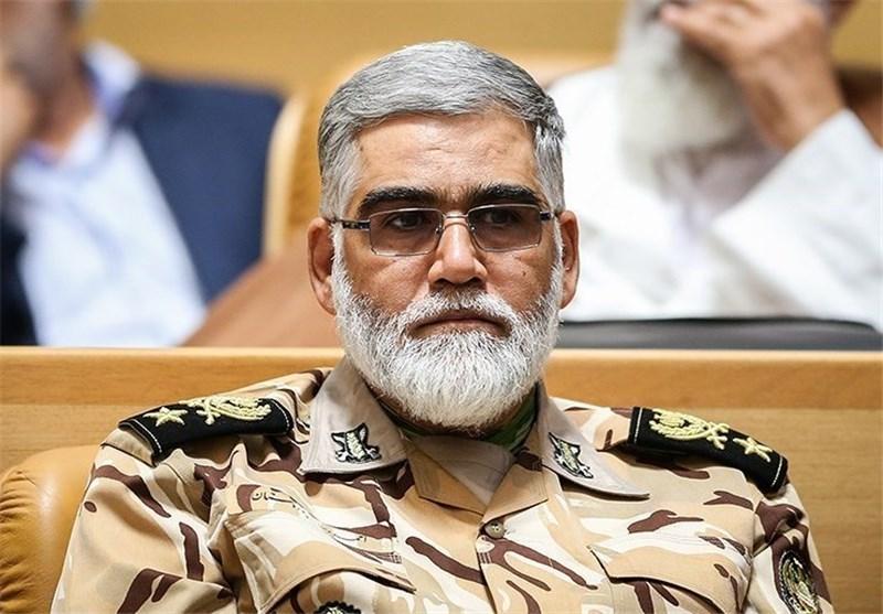 فرمانده نیروی زمینی ارتش روز خبرنگار را تبریک گفت