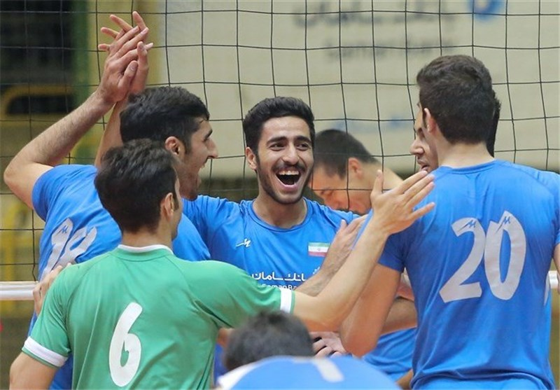 Iran to Face China in FIVB Volleyball Men's U-21 World C'ship Opener