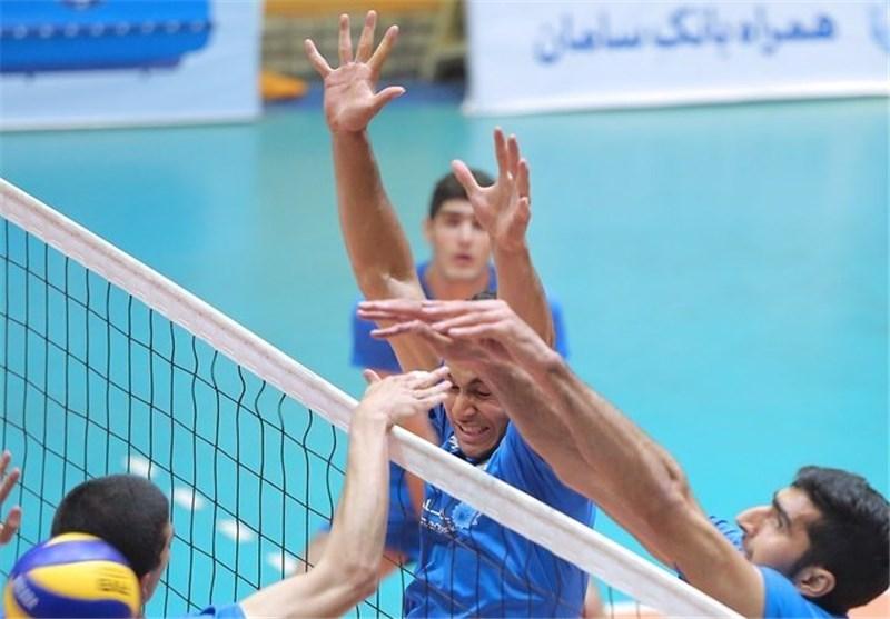 Asian Men's U-23 Volleyball Championship: Iran Beats India