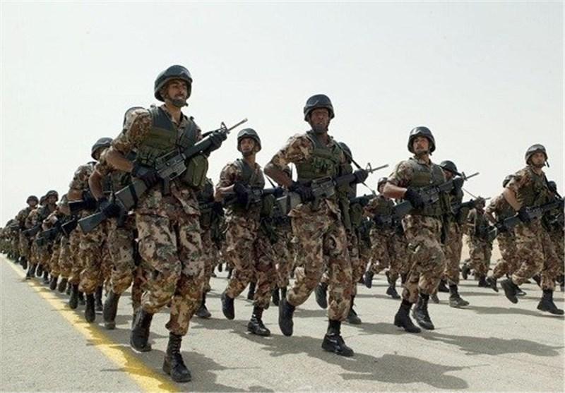 قوات مصریة تصل البحرین