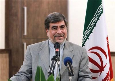 علی جنتی/ وزیر ارشاد