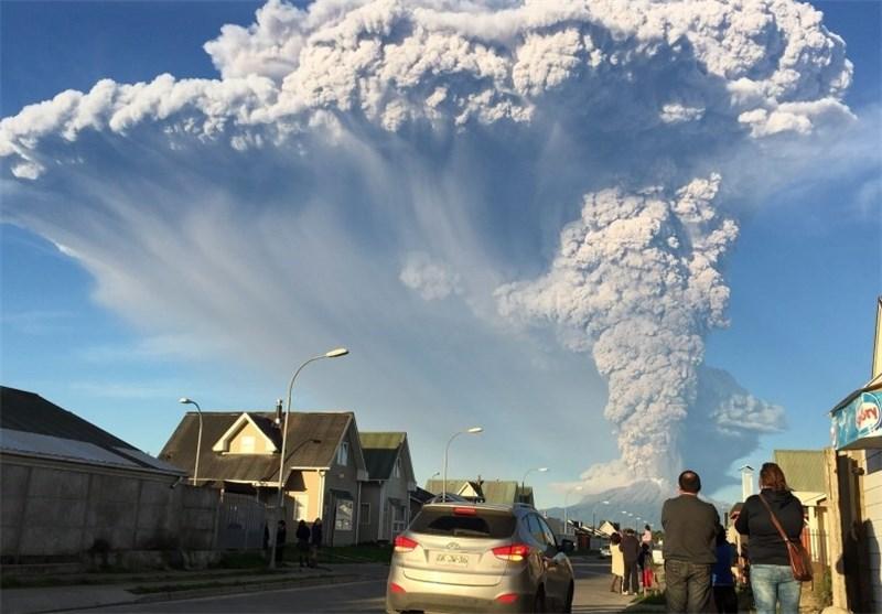 آتشفشان شیلی