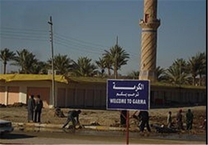 شهرستان الکرمه در شرق فلوجه به طور کامل آزاد شد