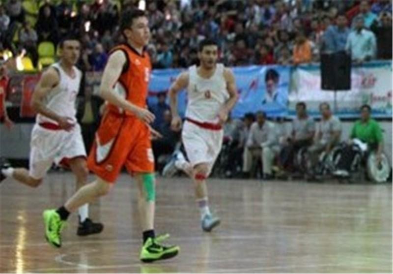 تیم بسکتبال شهرداری اراک از صعود به لیگ برتر باز ماند