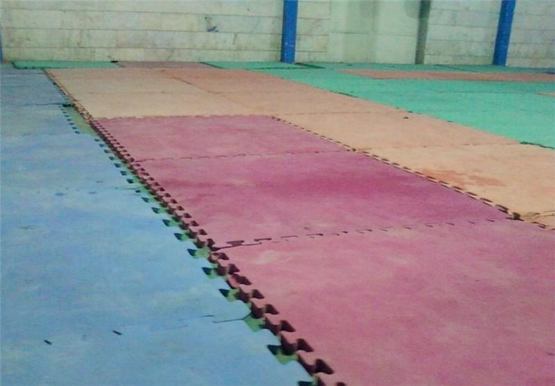 ساخت سالن اختصاصی ژیمناستیک دانشآموزان گلستان آغاز شد