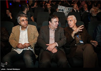 Int'l Section of Fajr Film Festival Kicks Off in Tehran