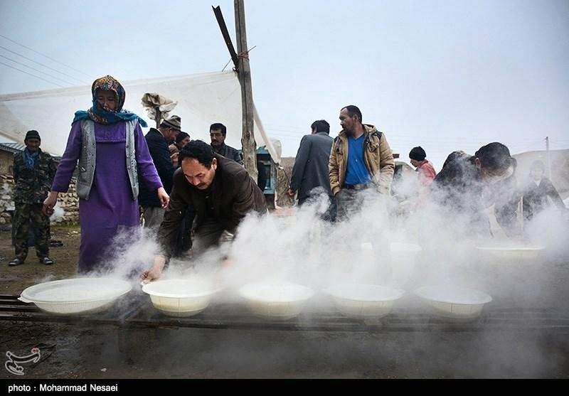 زندگی مشترک روستاییان ترک و کرد - گلستان