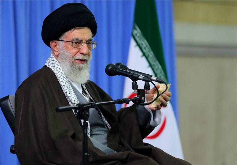 Ayatollah Khamenei Raps US Police Violence against African-Americans