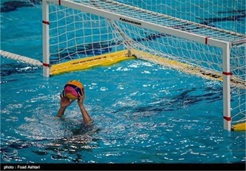 Iran Suffers Second Defeat in FINA Junior World Water Polo Championship