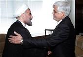 التیار الإصلاحی یرشح روحانی لخوض الإنتخابات الرئاسیة المقبلة