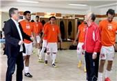 برانکو قبل از رفتن برنامه میدهد، گابریل امشب از ایران میرود